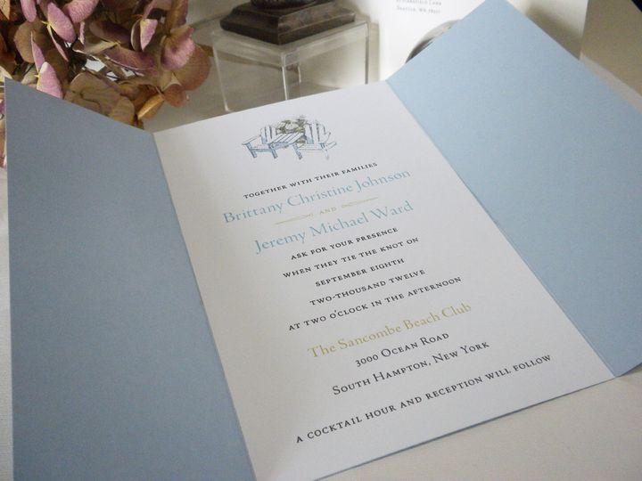 Tmx 1393337020698 Dscn471 Cranston, RI wedding invitation