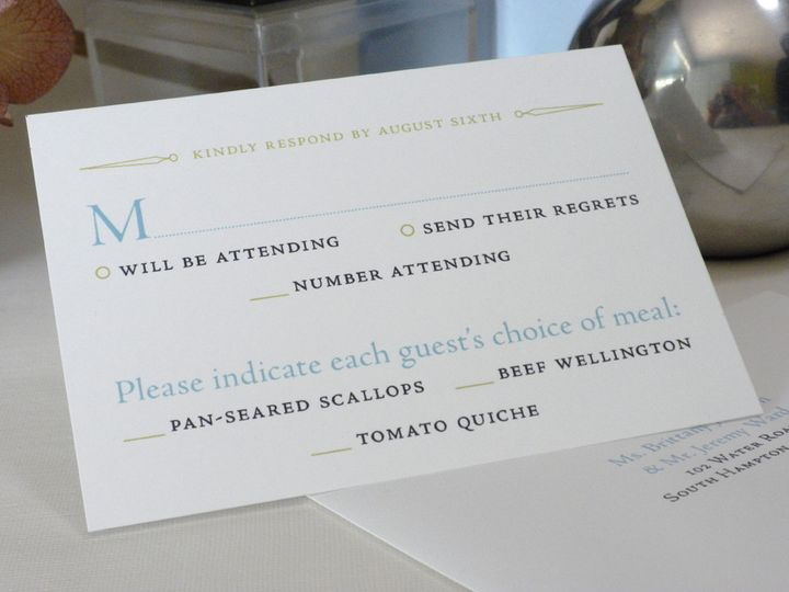 Tmx 1393337028771 Dscn473 Cranston, RI wedding invitation