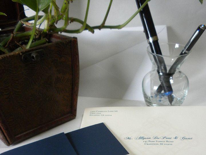 Tmx 1393879638927 Dscn376 Cranston, RI wedding invitation
