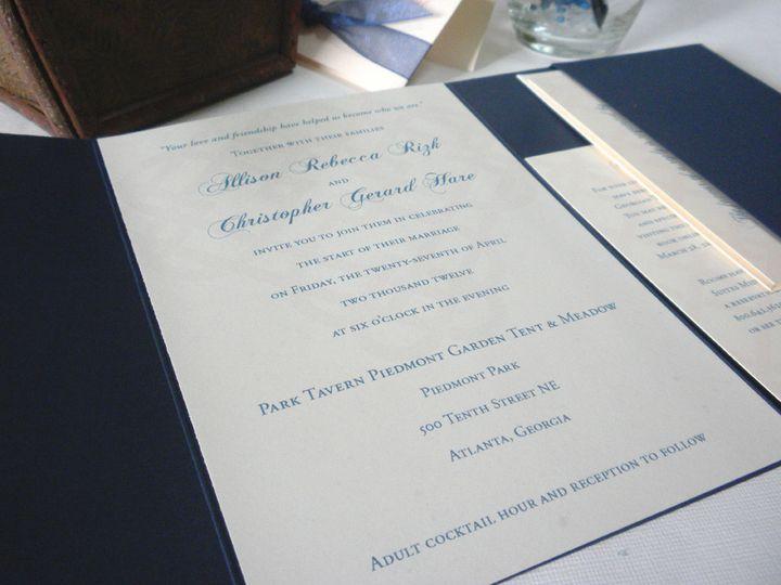 Tmx 1393879698946 Dscn378 Cranston, RI wedding invitation