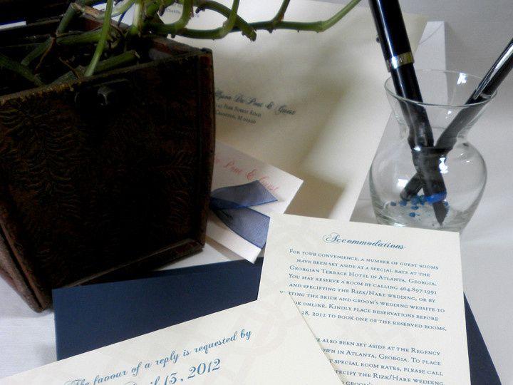 Tmx 1393879720238 Dscn380 Cranston, RI wedding invitation