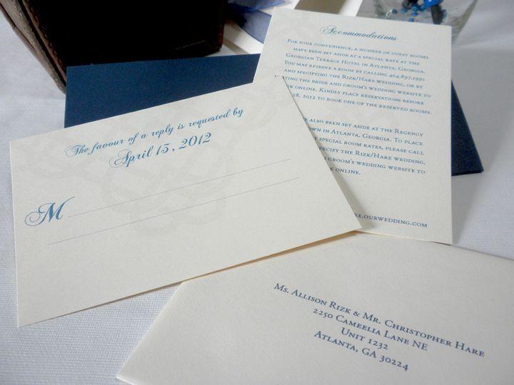 Tmx 1393879804292 Dscn380 Cranston, RI wedding invitation