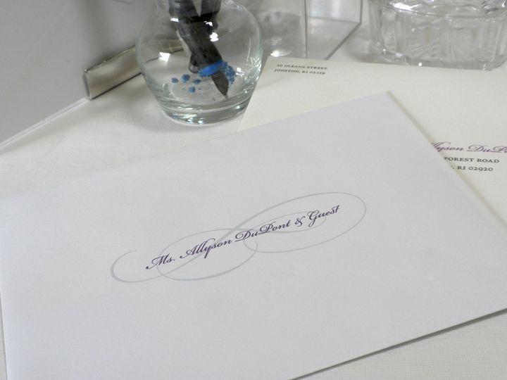 Tmx 1393881281488 Dscn388 Cranston, RI wedding invitation