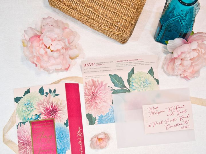 Tmx A Dupont 2a 51 673651 157755471447241 Cranston, RI wedding invitation
