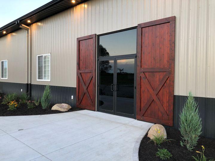 Cedar Entry Doors