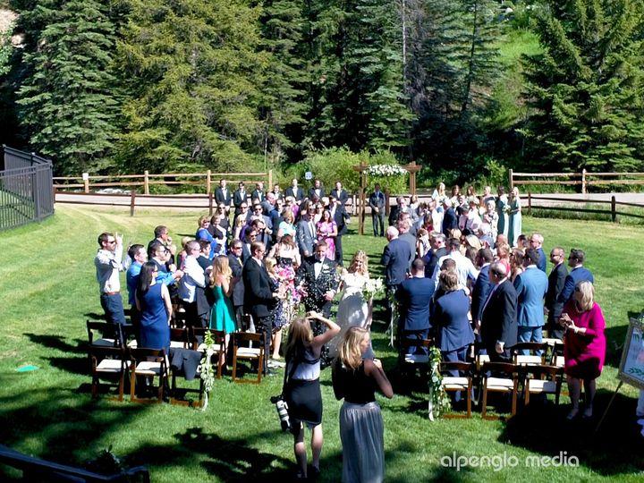 Tmx 1498430849970 Lbcrowdwalkout2 Avon, CO wedding videography