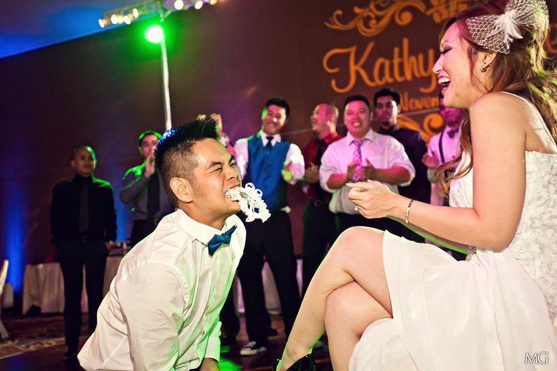 hilton universal wedding photography