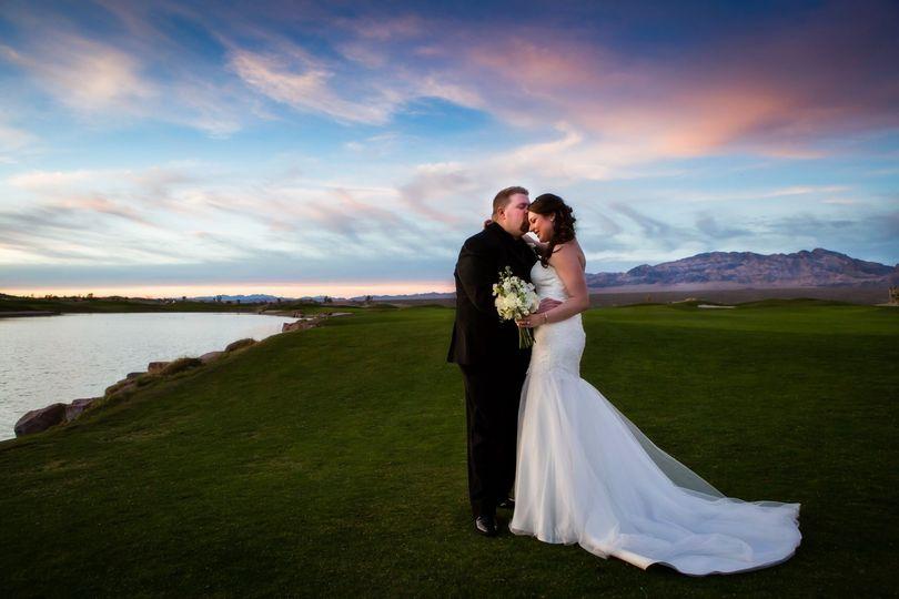 Paiute Golf Resort Wedding