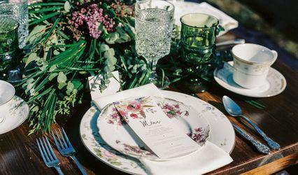 Vintage Tabletop Rental