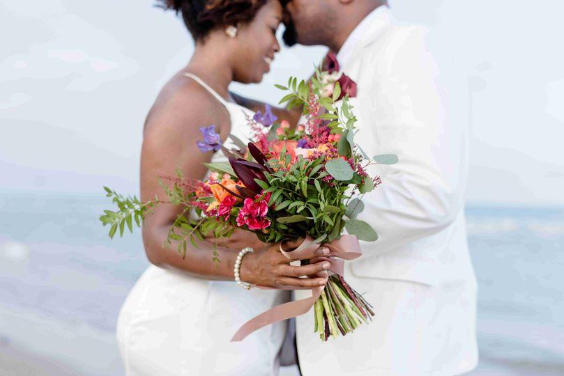 The happy couple (IGM Production)