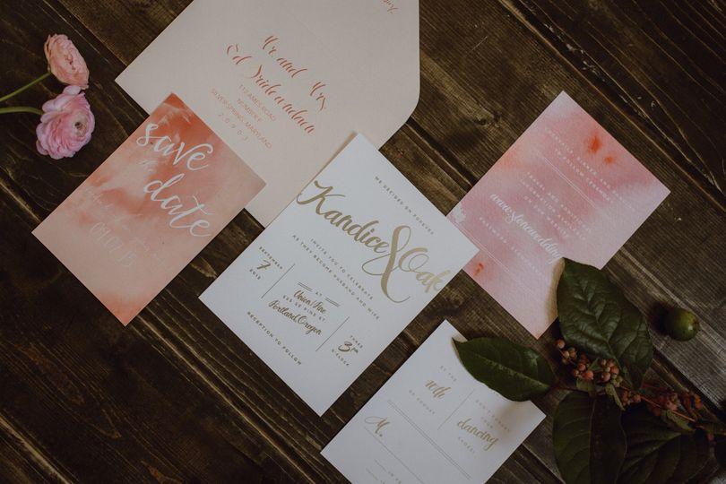 Invitations | Catalina Jean Photography