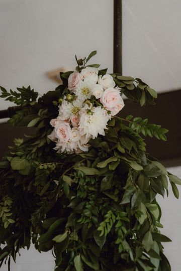 White flowers | Catalina Jean Photography