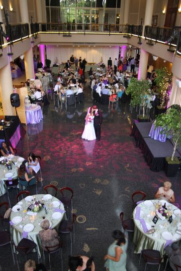 Tsakopoulos Library Galleria - Venue - Sacramento CA - WeddingWire