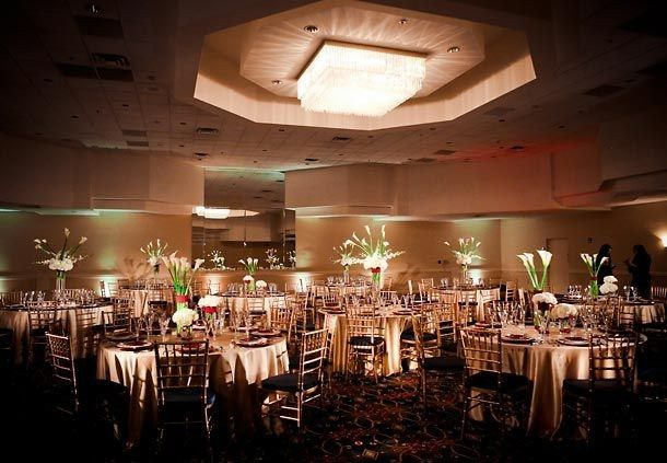 Our beautiful Centennial Ballroom adds dramatic personality and elegance.