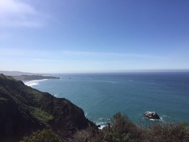 View from the Solarium of Big Sur