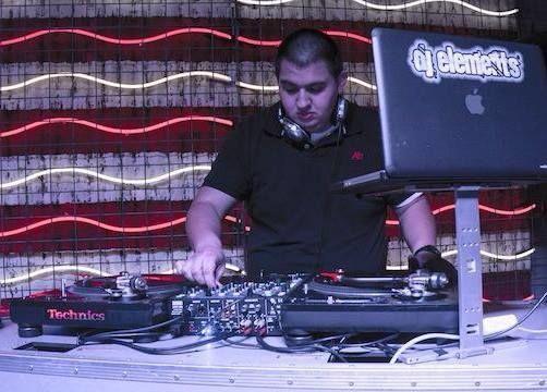 DJ personal