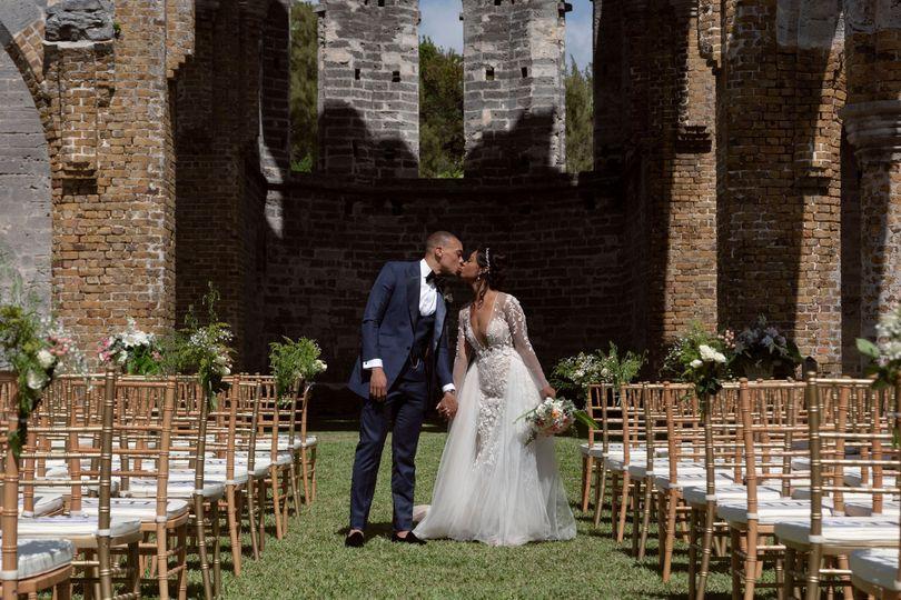 Janeese & Kyle - Bermuda