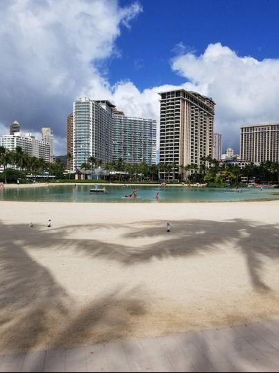 Hilton Hotel in Waikiki