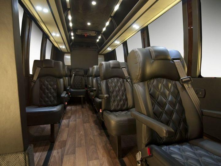 Tmx 1485362234794 Sprinter Interior Wixom wedding transportation