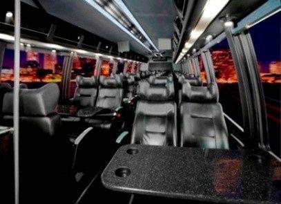 Tmx 1485363829372 Krystal Koach International Tour Coach Interior Wixom wedding transportation