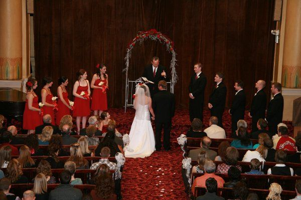 wedding spokane masonic center
