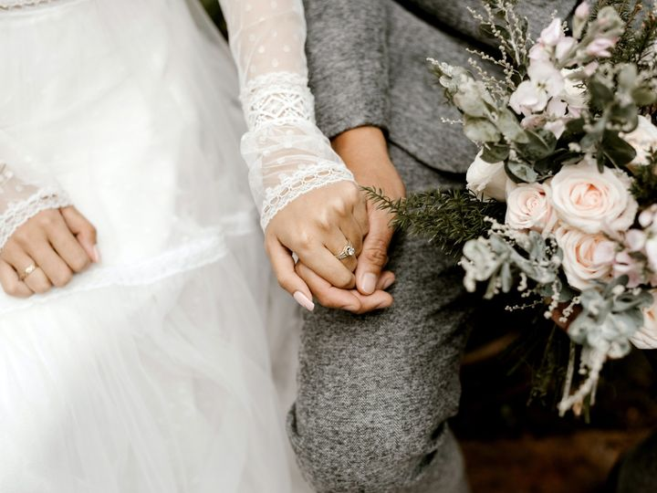 Tmx Bride And Groom Holding Hands 2959190 51 1969651 159200554924801 Apopka, FL wedding officiant