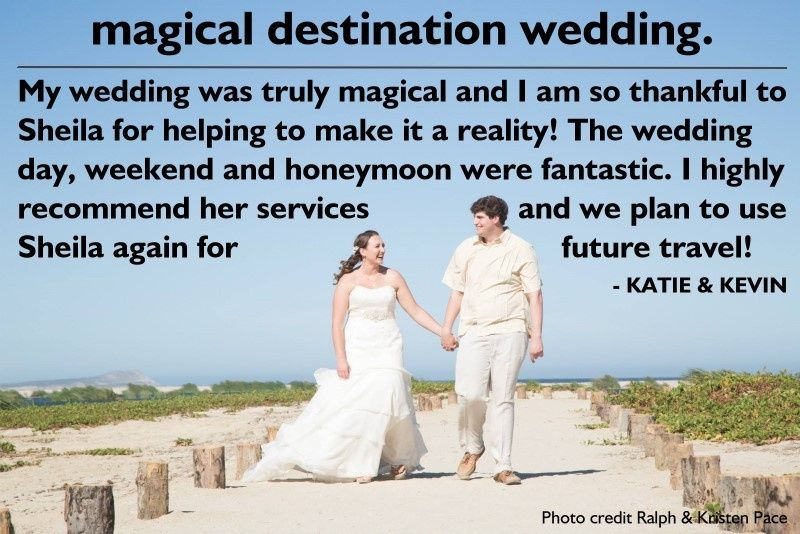 magical destination wedding katie kevin
