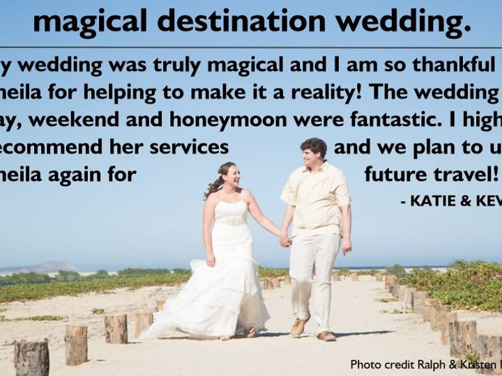 Tmx 1469750263367 Magical Destination Wedding   Katie  Kevin Yucaipa, CA wedding travel