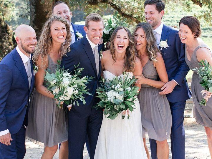 Tmx 1535506176 6beac397e60390f6 1535506174 2e9e4a0246bbef86 1535506164709 8 Portfolio Jenna4 T Santa Rosa, California wedding beauty