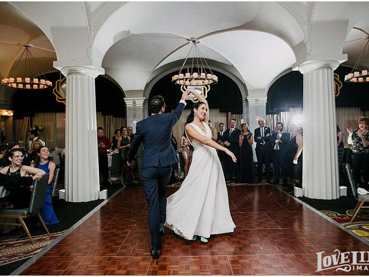 Tmx 1490132301351 Hotel Monaco Dc Wedding0035 1 Los Angeles wedding dj