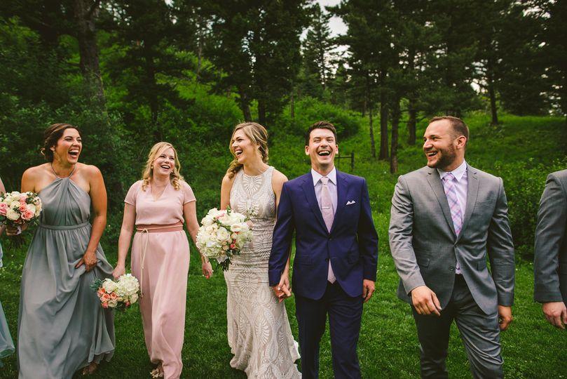 Bozeman Wedding