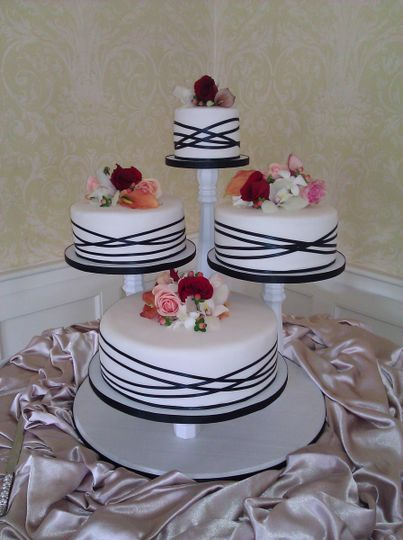 Satellite cakes