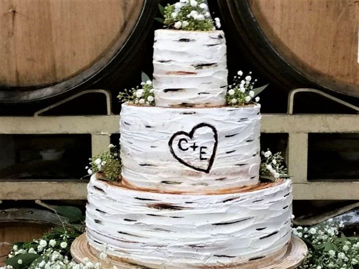 Tmx Birch Tree Wedding Cake 51 166751 1568652028 Virginia Beach, Virginia wedding cake