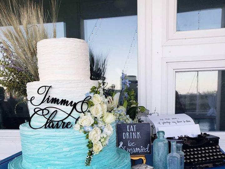 Tmx Blue Ombree Wedding Cake 51 166751 1568652025 Virginia Beach, Virginia wedding cake