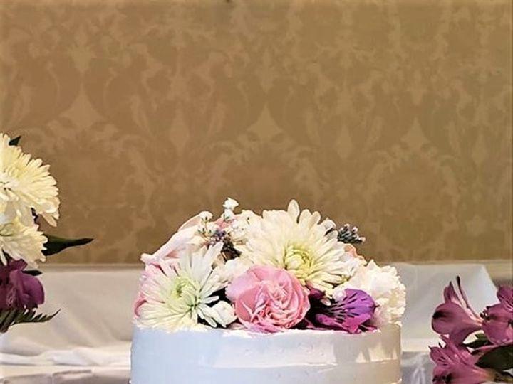 Tmx Buttercream And Flowers 51 166751 1568652047 Virginia Beach, Virginia wedding cake