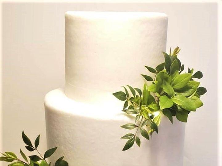 Tmx Buttercream And Greenery 51 166751 1568652040 Virginia Beach, Virginia wedding cake