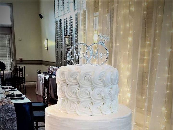 Tmx Buttercream Rosettes 51 166751 1568652039 Virginia Beach, Virginia wedding cake