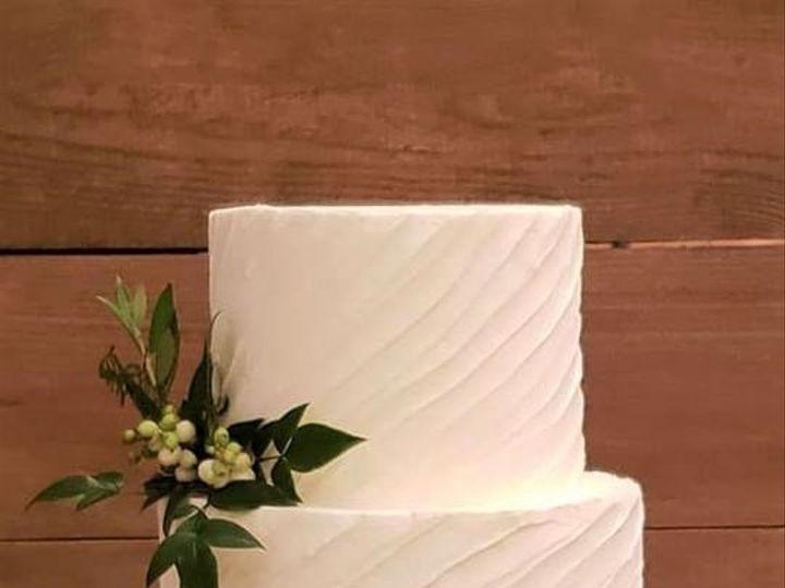 Tmx Buttercream With Greenery 51 166751 1568652052 Virginia Beach, Virginia wedding cake