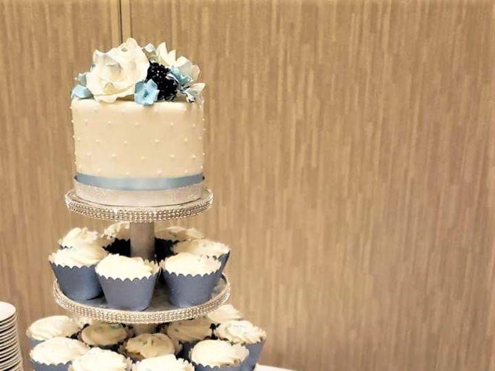 Tmx Cupcakes 51 166751 1568652053 Virginia Beach, Virginia wedding cake
