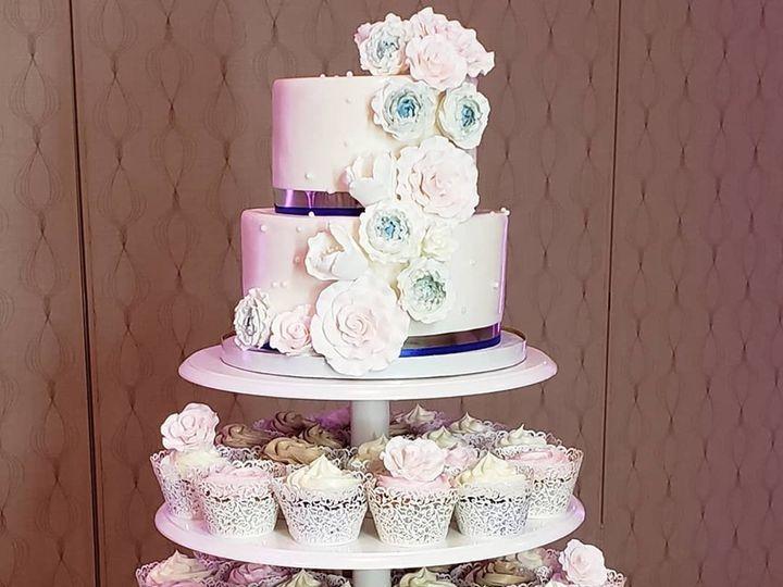 Tmx Elegant Cupcakes For Wedding 51 166751 1568652056 Virginia Beach, Virginia wedding cake