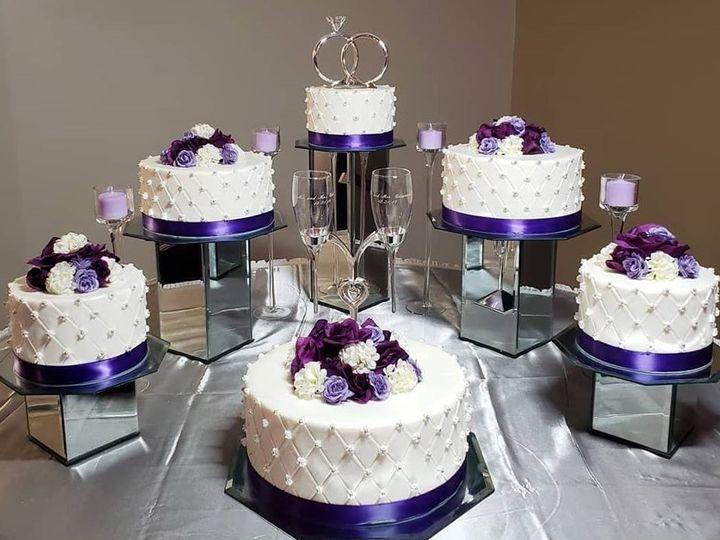 Tmx Individual Cake Wedding Cake 51 166751 1568652096 Virginia Beach, Virginia wedding cake