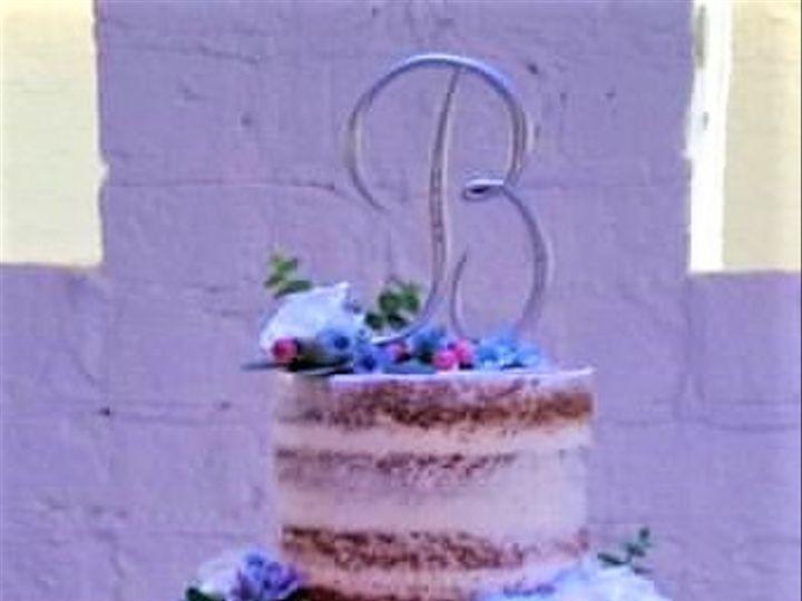 Tmx Naked Cake 2 51 166751 1568652082 Virginia Beach, Virginia wedding cake