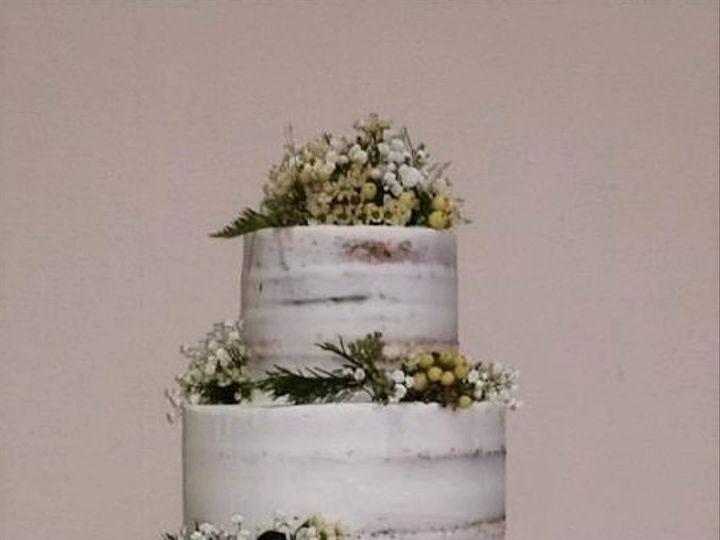 Tmx Naked Cake 3 51 166751 1568652109 Virginia Beach, Virginia wedding cake