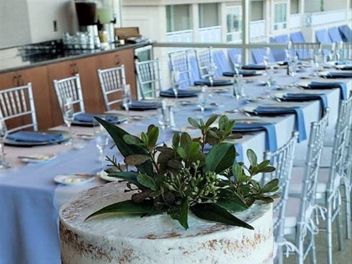 Tmx Naked Cake 51 166751 1568652086 Virginia Beach, Virginia wedding cake