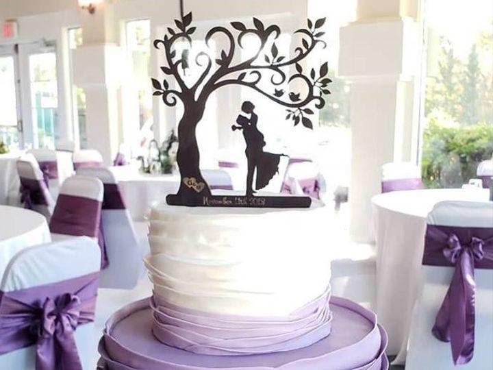 Tmx Purple Ombre Wedding Cake 51 166751 1568652101 Virginia Beach, Virginia wedding cake