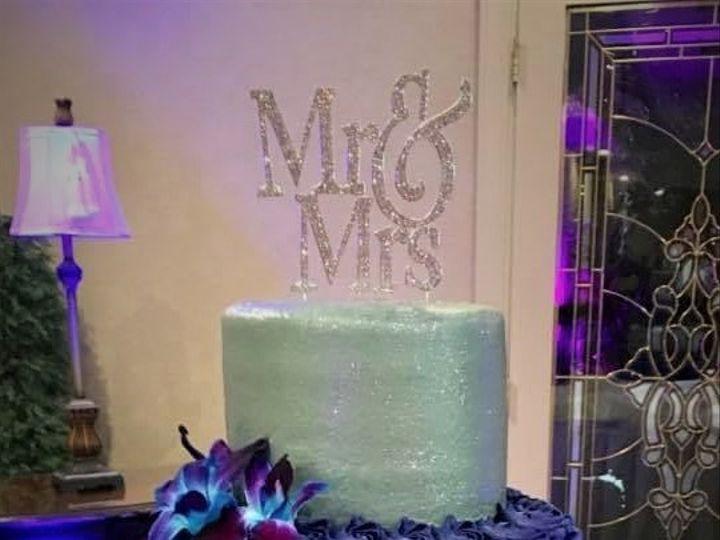 Tmx Silver And Purple Wedding Cake 51 166751 1568652128 Virginia Beach, Virginia wedding cake