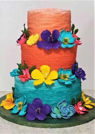 tropical wedding cake 51 166751 1568652131