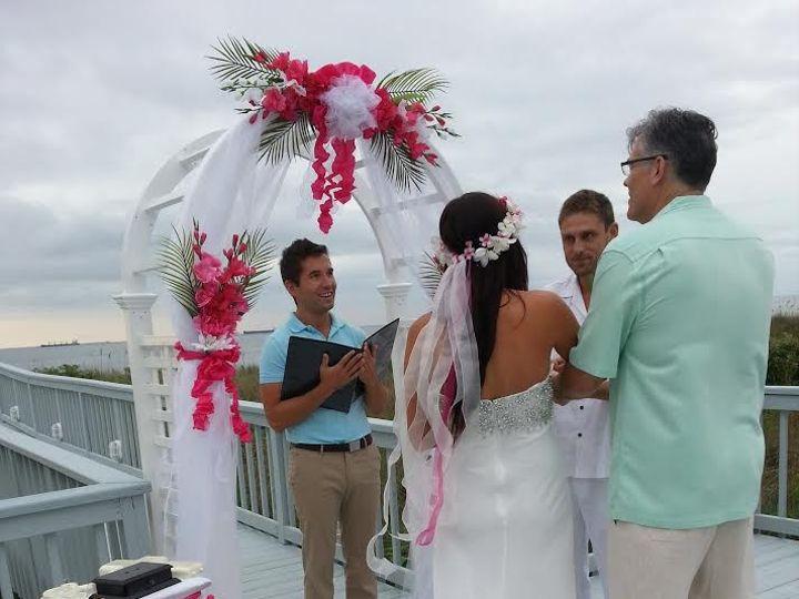 Tmx 1427339126753 Dungan Wedding 2 Newport News wedding officiant