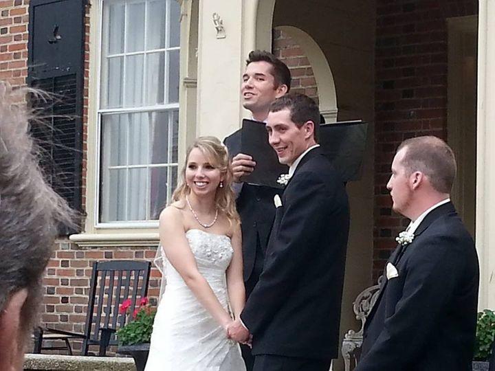 Tmx 1427339192882 Renolds Shhh Newport News wedding officiant