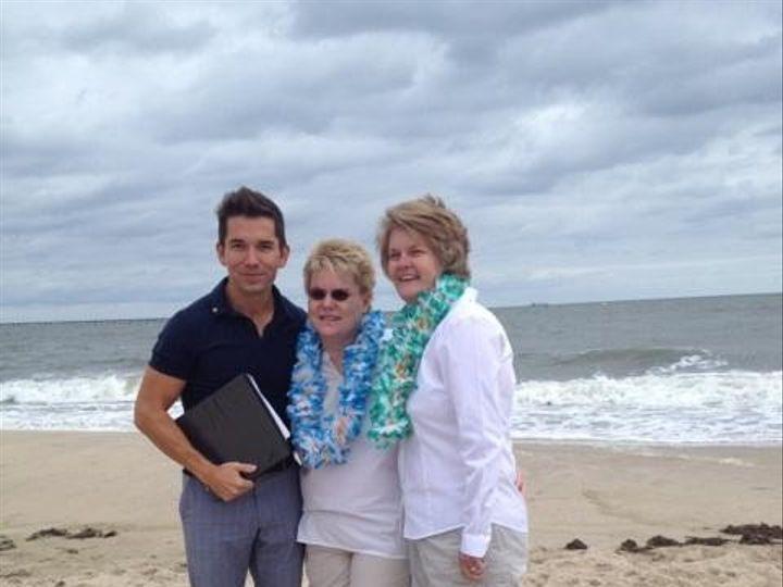 Tmx 1427339214907 Sheilacrhistina Beach Newport News wedding officiant